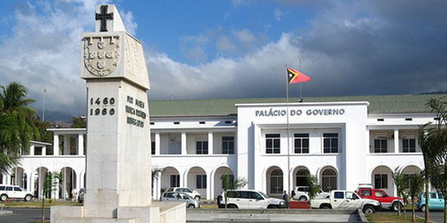 Government Palace Timor Leste