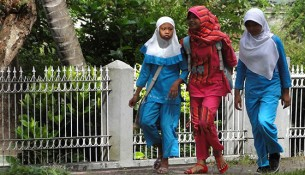 Indonesia people crop