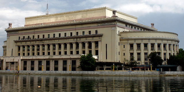 Manila Central Post Office, Philippines