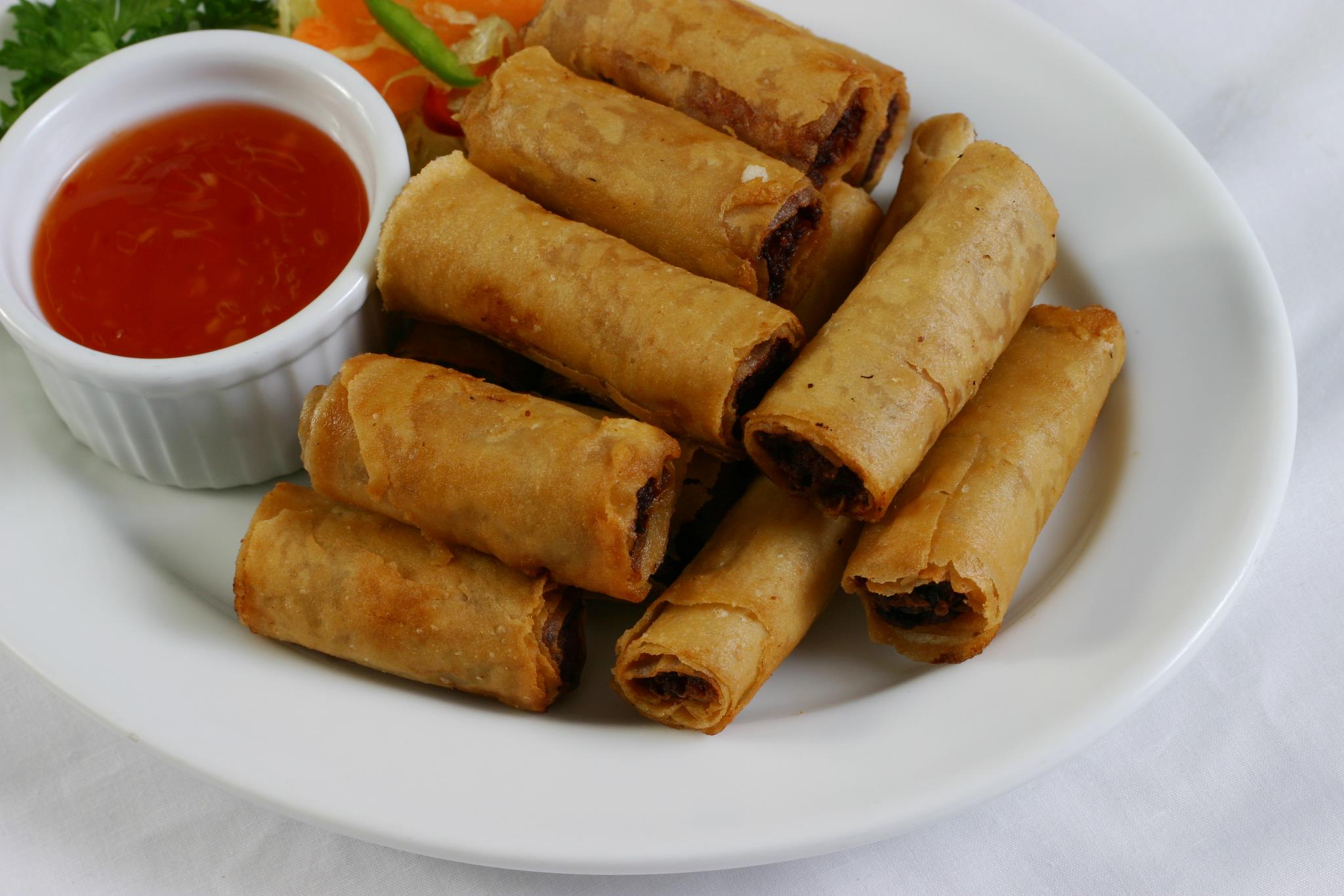 Philippines food lumpia | The Center for Southeast Asian Studies