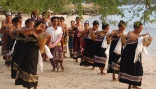 Timor leste people crop