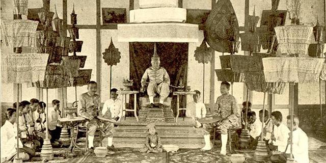 History of Laos