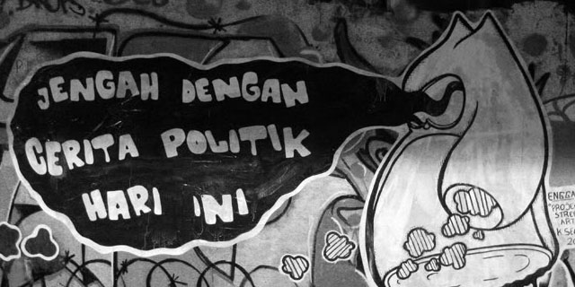 Politics in Indonesia: Art, Authority and Technology