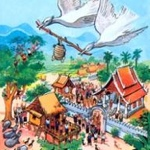 Lao Folktales - Epstein small