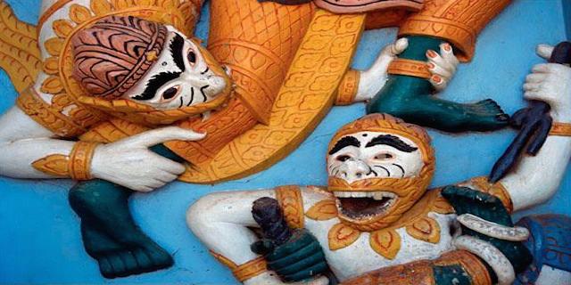 Lao Folktales Main