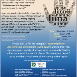 Austronesian Symposium informational flyer2