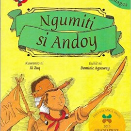 Ngumiti si Andoy