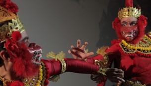 Subali-Sugriwa-Monkeys