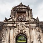 slider image of fort santiago, philippines