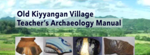 Old Kiyyangan Village Teacher's Archaeology Manual