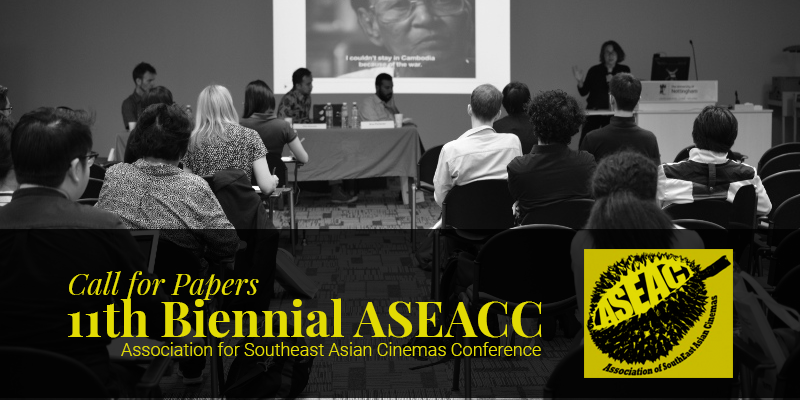11th biennial association for southeast asian cinemas conference
