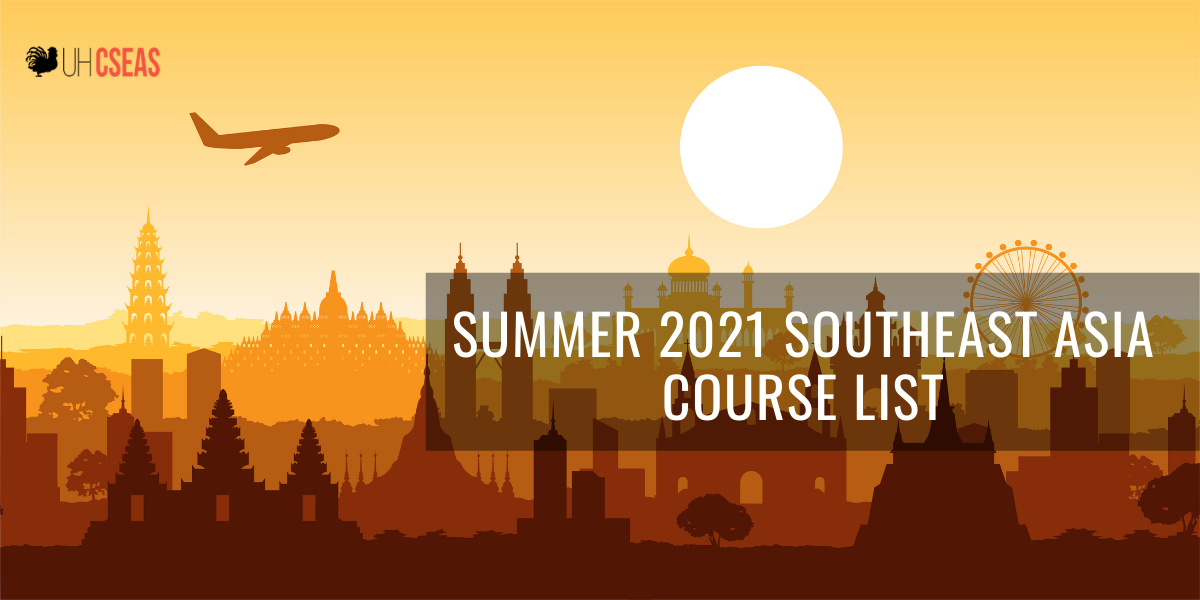 2021 SEA Course List